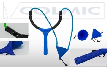 ORION SOLID POUCH 55 mm BLUE