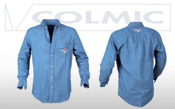 CAMICIA LIGHT DENIM OFFICIAL TEAM