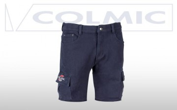 PANTALONE CORTO BLU OFFICIAL TEAM