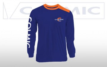 T-SHIRT LONG SLEEVES BLUE